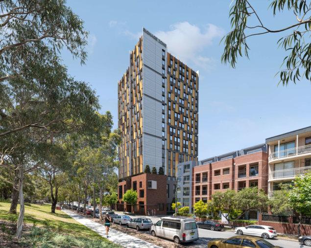Gibbons Street, Sydney